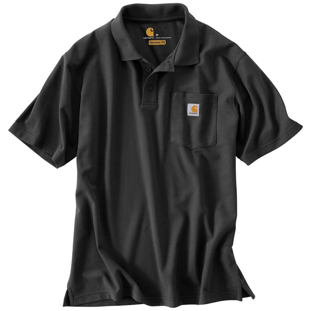 Carhartt - Men's Contractor's Work Pocket Polo T-Shirt