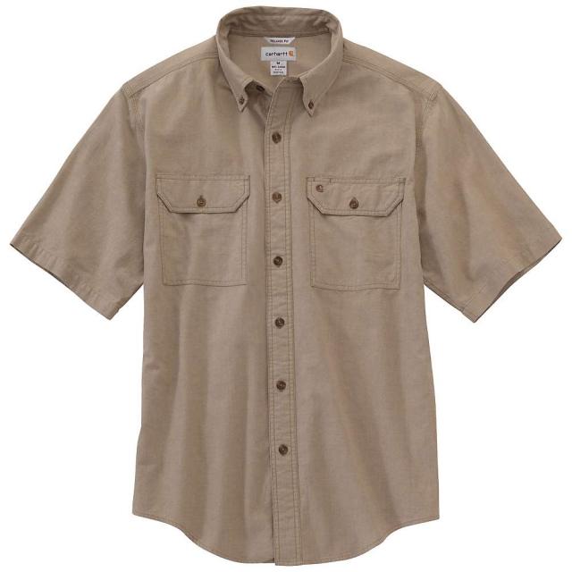Carhartt - Men's Fort Solid SS Shirt