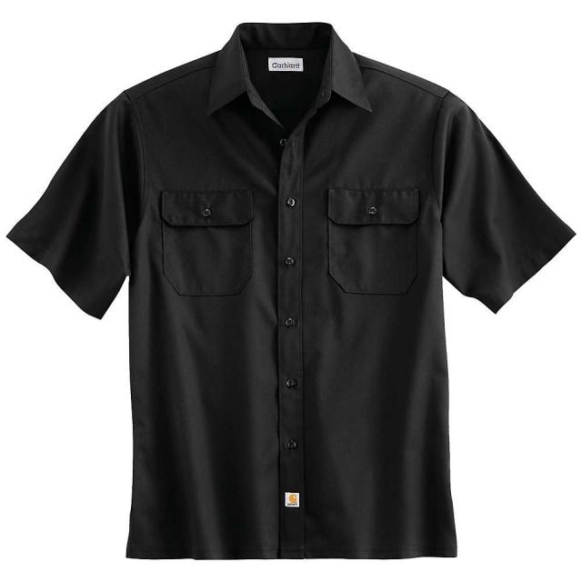 Carhartt - Men's Twill SS Work Shirt