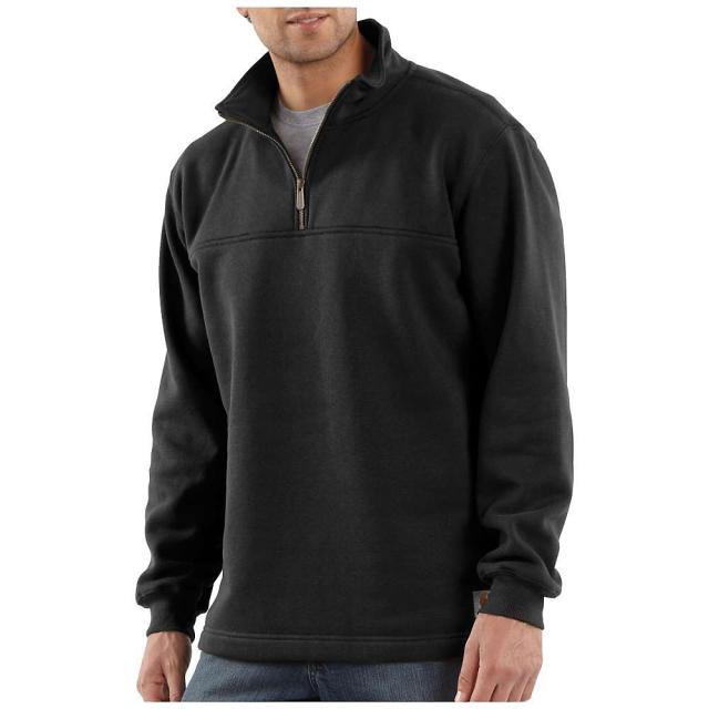 Carhartt - Men's Heavyweight Zip Mock Sweatshirt