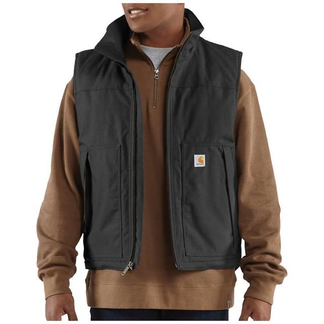 Carhartt - Men's Quick Duck Woodward Vest