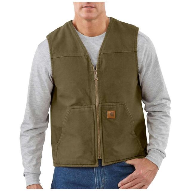 Carhartt - Men's Rugged Vest