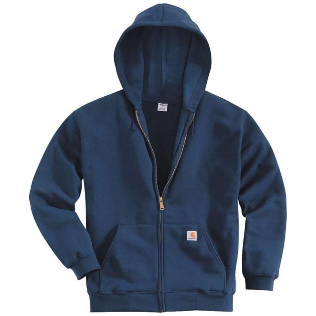 Carhartt - Men's Midweight Hooded Zip Front Sweatshirt