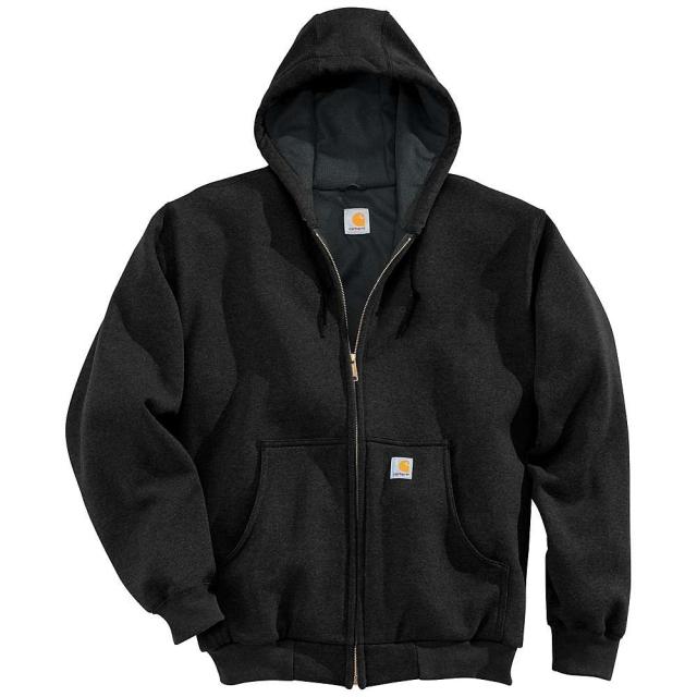 Carhartt - Men's Thermal Lined Hooded Zip Front Sweatshirt