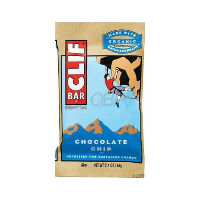 Clif Bar - Chocolate Chip Bar -