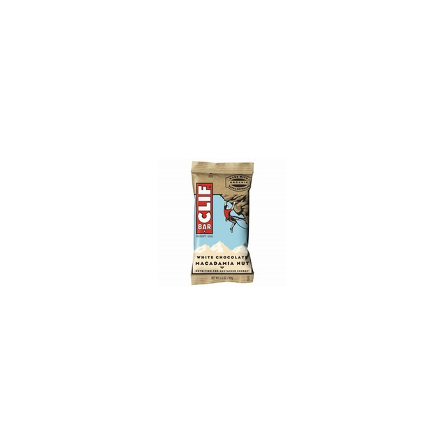 Clif Bar - White Chocolate Macademia Bar -