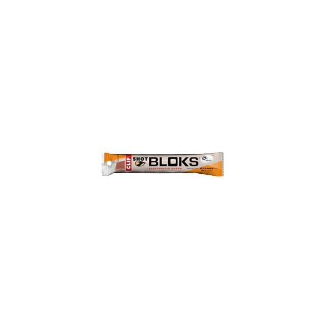 Clif Bar - Clif Orange Shot Bloks