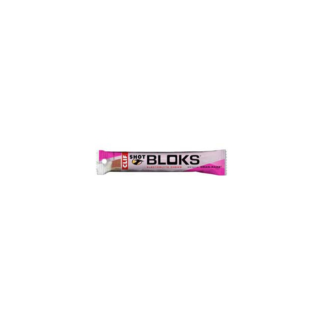 Clif Bar - Cran Raspberry Shot Bloks