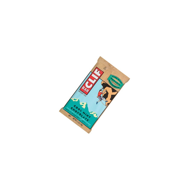 Clif Bar - Cool Mint Chocolate with Caffeine