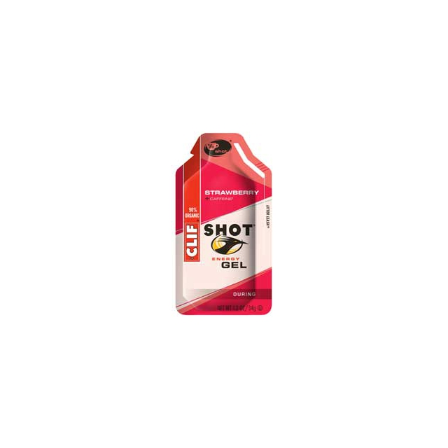 Clif Bar - Strawberry Clif Shot Gel