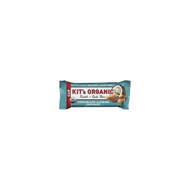 Clif Bar - Chocolate Almond Coconut Kit's Organic Bar
