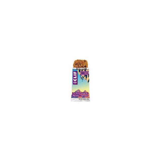 Clif Bar - Chocolate Chip Peanut Crunch