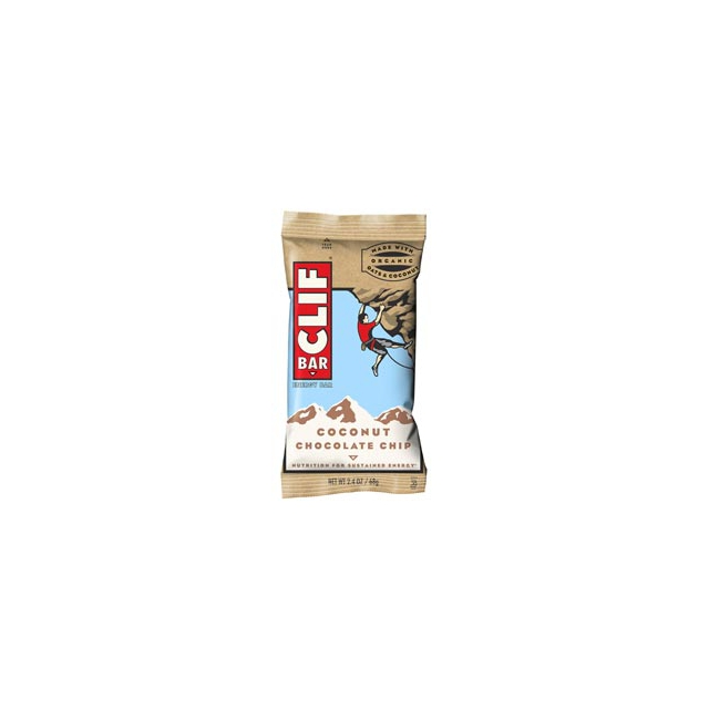 Clif Bar - Coconut Chocolate Chip Clif Bar
