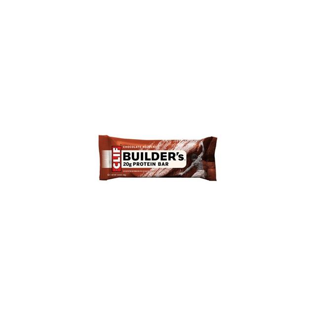 Clif Bar - Chocolate Hazelnut Builder's