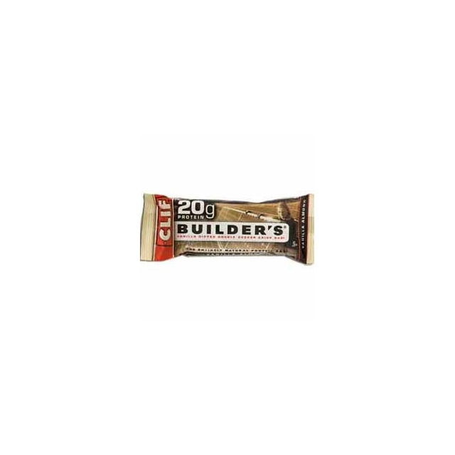 Clif Bar - Vanilla Almond Clif Builder's