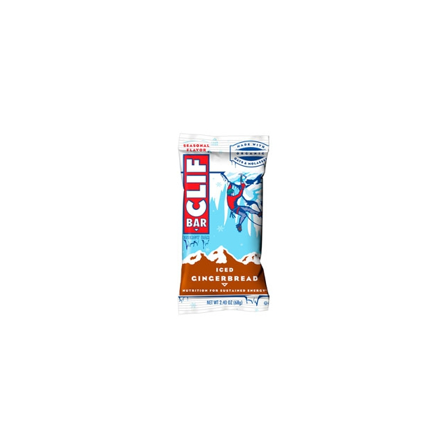 Clif Bar - Iced Gingerbread