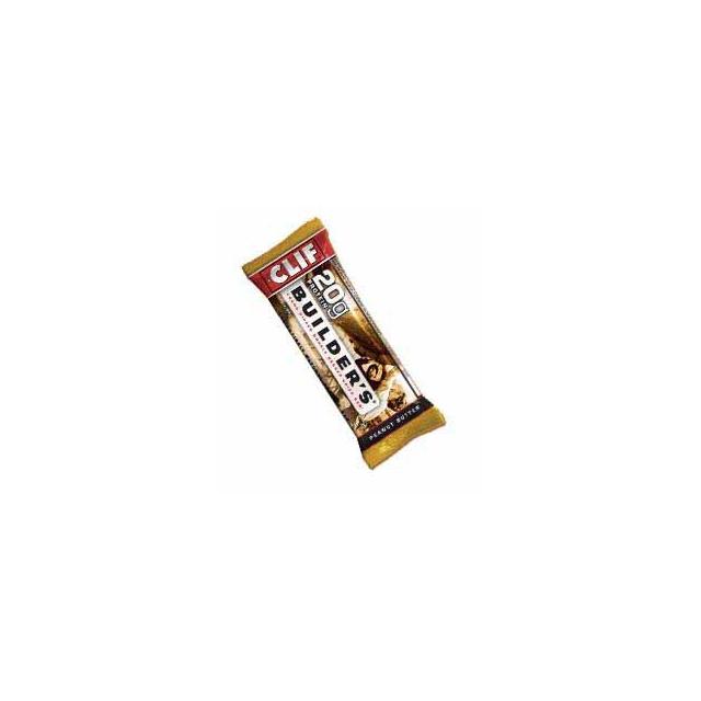 Clif Bar - Chocolate Peanut Butter Clif Builder's