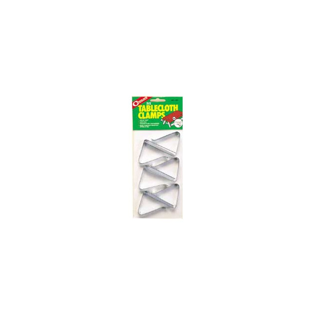 Coghlan's - Coghlan's Picnic Tablecloth Clamps