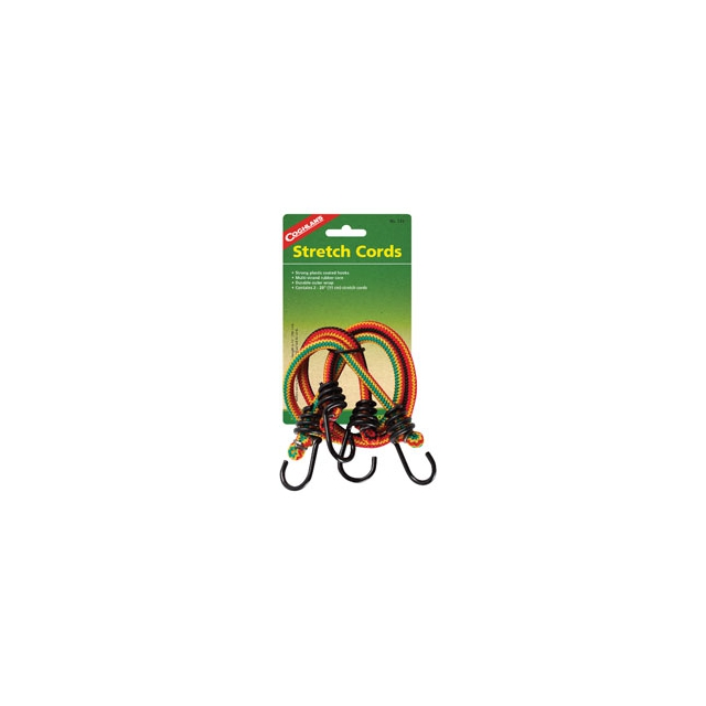 Coghlan's - Coghlan's 20 inch Stretch Cords - In Size: 2 Pack