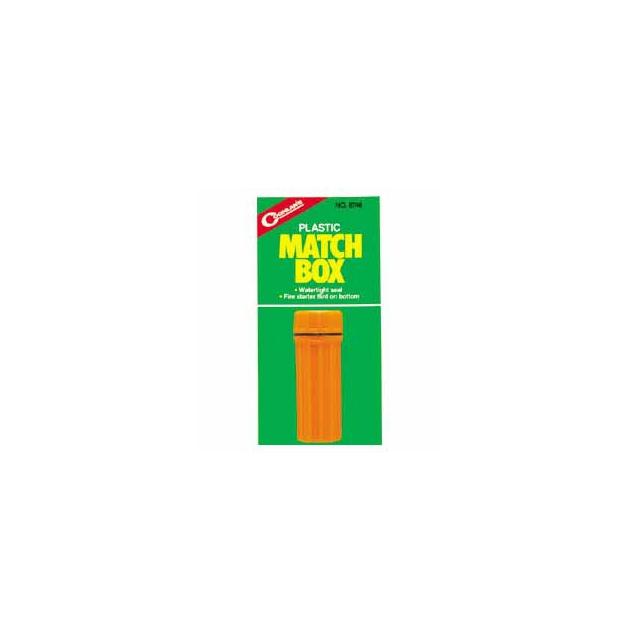Coghlan's - Coghlan's Plastic Waterproof Match Box