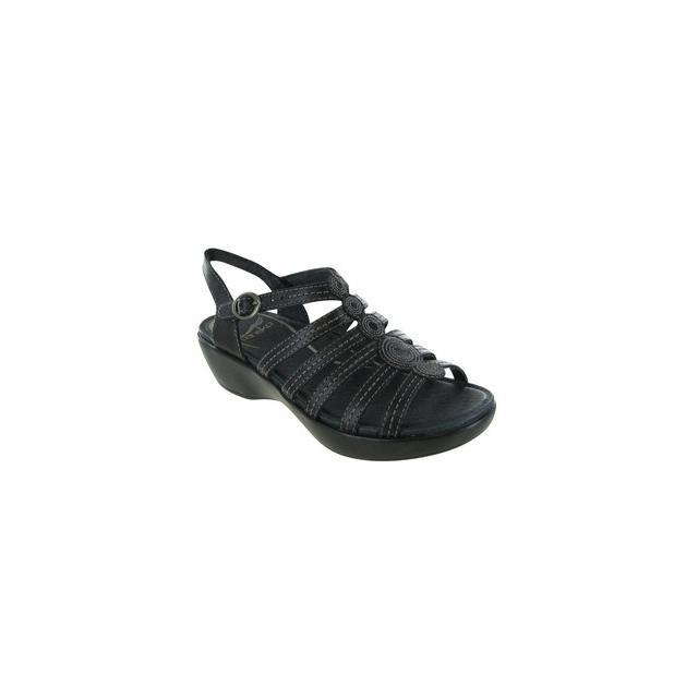Dansko - Drea Shoe - Women's-Black-36