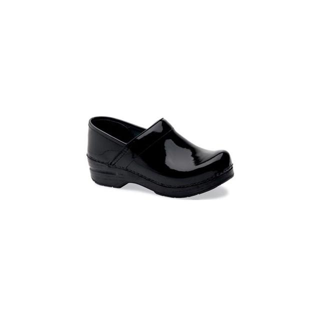 Dansko - Professional Patent Leather Clog - Women's-Black-37