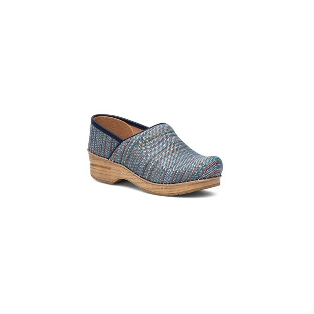 Dansko - Canvas Pro Shoe - Women's-Navy-36