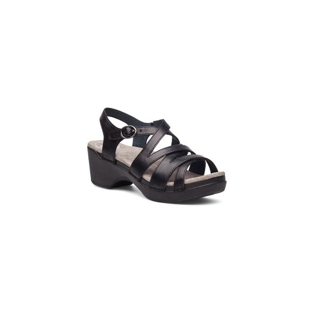 Dansko - Stevie Shoe - Women's-Black-38