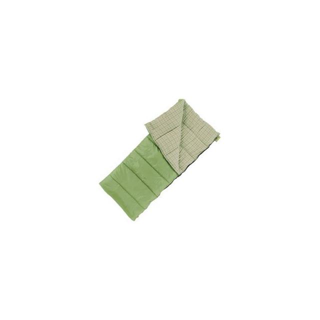 Eureka - Cayuga 15 Degree Rectangular Sleeping Bag - Green