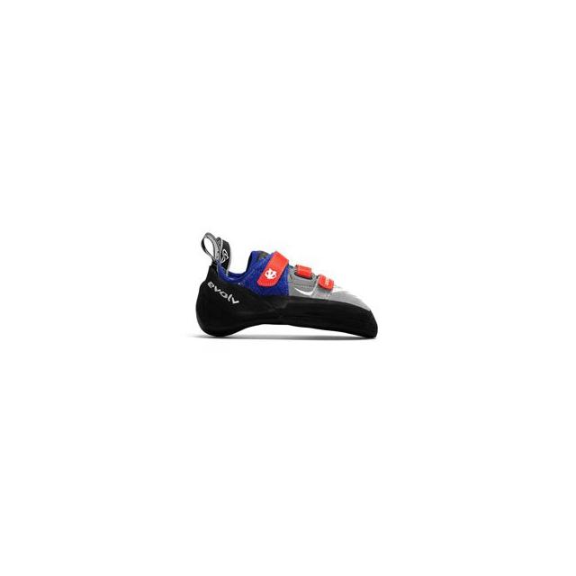 Evolv - Luchador SC Climbing Shoe - Men's - Grey In Size