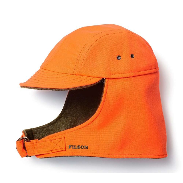 Filson - Blaze Orange Big Game Upland Hat