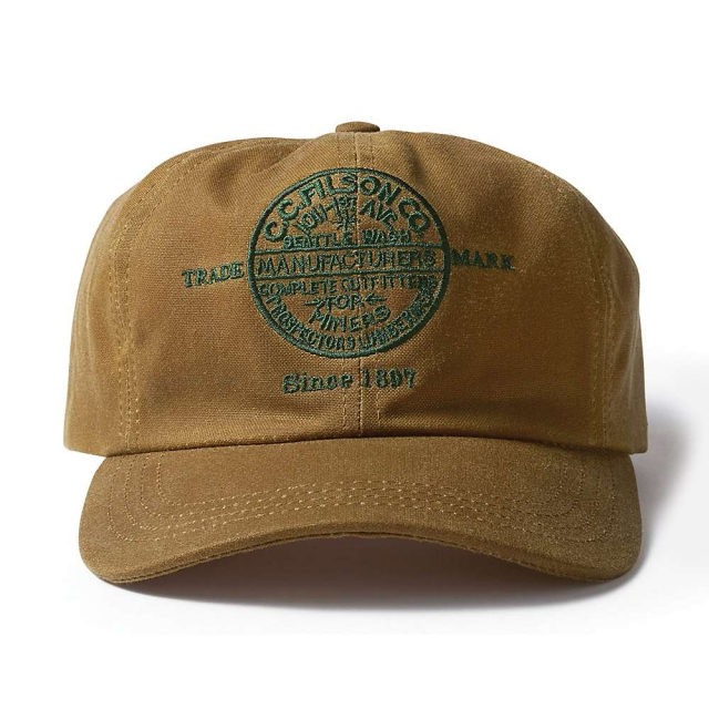 Filson - Embroidered Tin Cloth 1011 Cap