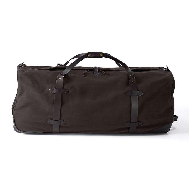 Filson - Extra Large Twill Wheeled Duffle Bag
