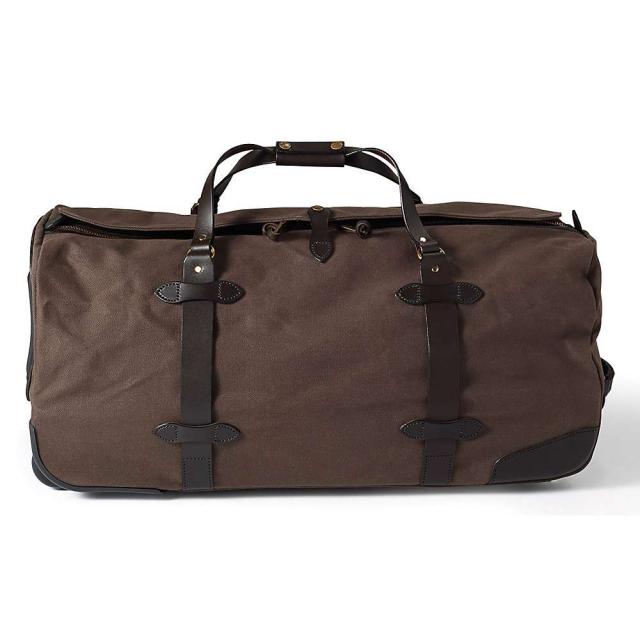 Filson - Large Twill Wheeled Duffle Bag