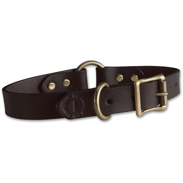 Filson - Leather Dog Collar