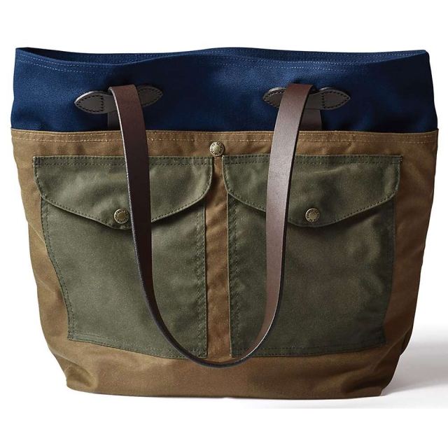 Filson - Medium Tall Tote with Pockets
