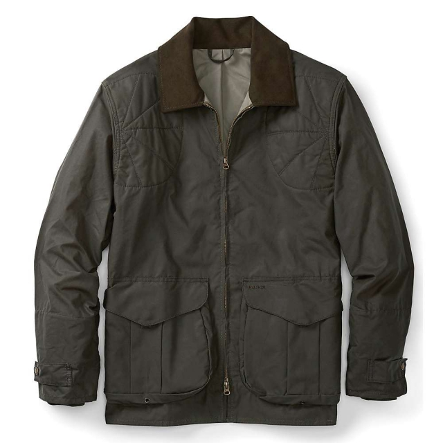 Filson - Men's Alaska Fit Cover Cloth Shooting Jacket