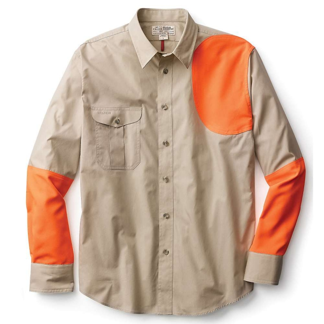 Filson - Men's Alaska Fit Left Handed Lightweight Shooting Shirt