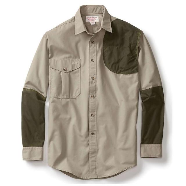 Filson - Men's Alaska Fit Left Handed Shooting Shirt