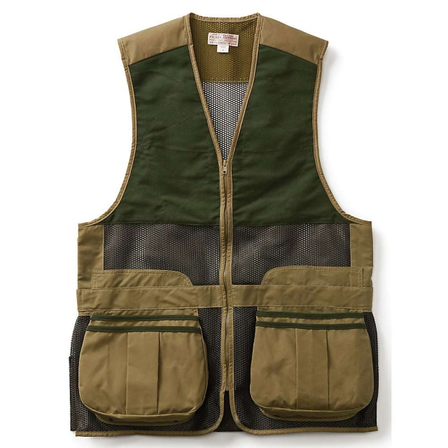 Filson - Men's Alaska Fit Light Shooting Vest
