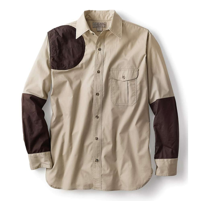 Filson - Men's Alaska Fit Right Handed Lightweight Shooting Shirt