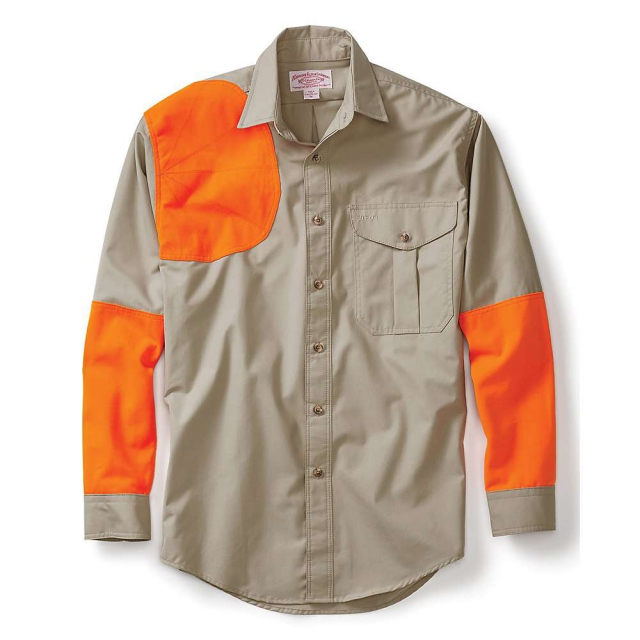Filson - Men's Alaska Fit Right Handed Shooting Shirt
