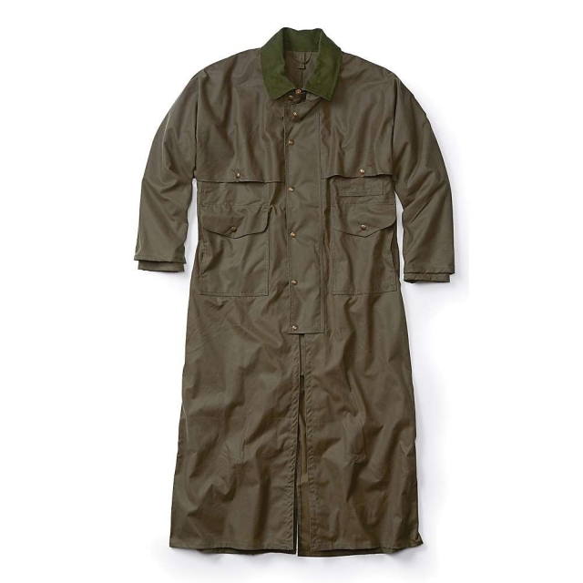 Filson - Men's Alaska Fit Shelter Cloth Duster Coat