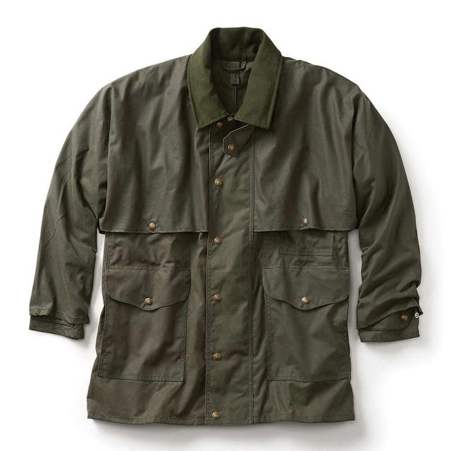 Filson - Men's Alaska Fit Shelter Cloth Packer Coat