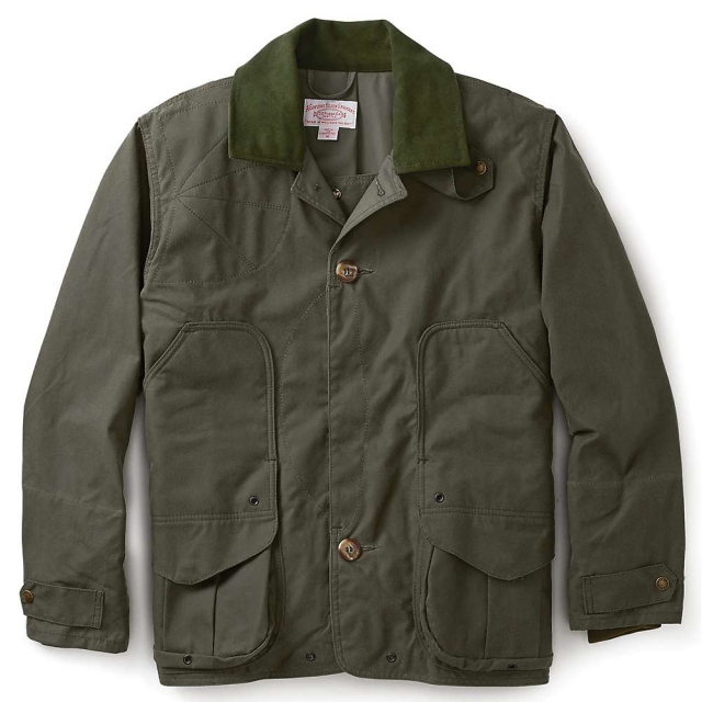 Filson - Men's Shelter Cloth Waterfowl Upland Coat