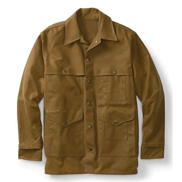 Filson - Men's Alaska Fit Tin Cloth Cruiser Jacket