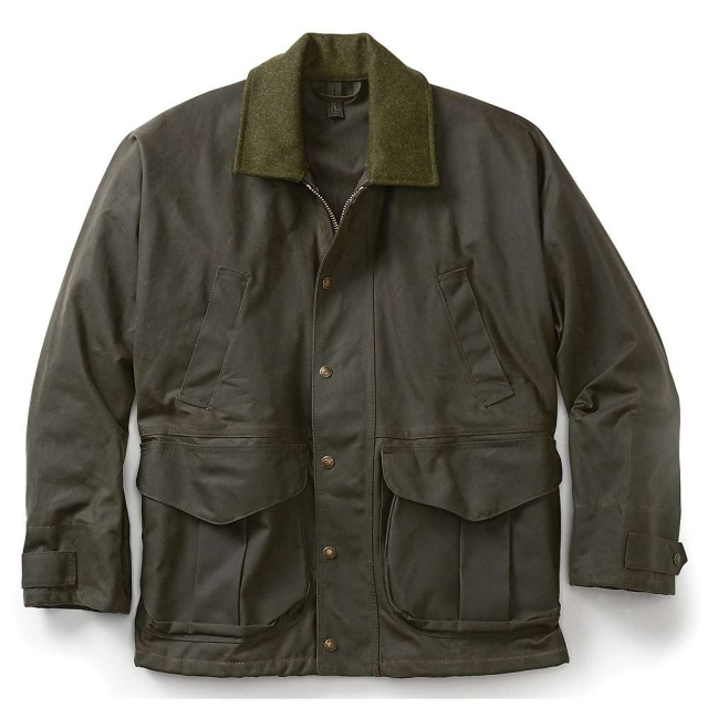 Filson - Men's Alaska Fit Tin Cloth Field Jacket