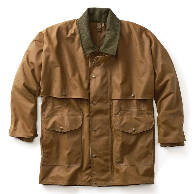 Filson - Men's Alaska Fit Tin Cloth Packer Coat