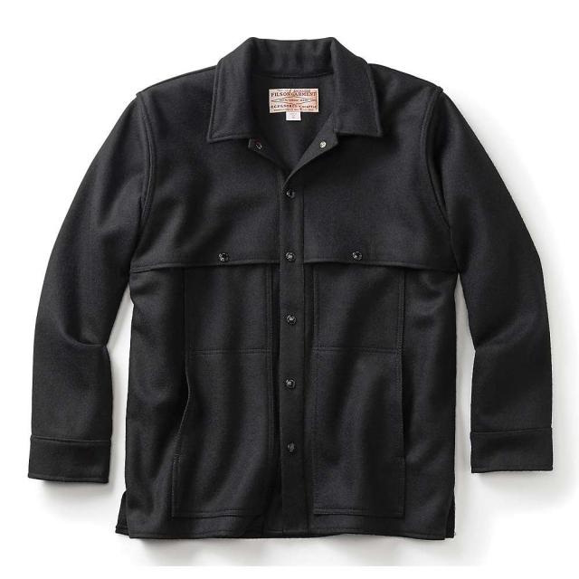 Filson - Men's Alaska Fit Wool Cape Goat Jacket
