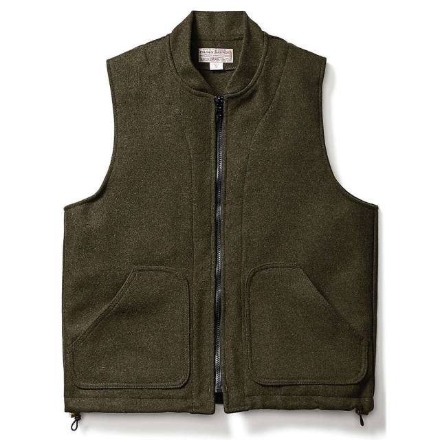 Filson - Men's Alaska Fit Wool Heavy Weight Outfitter Vest